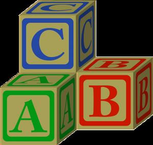 learn letter names abc blocks